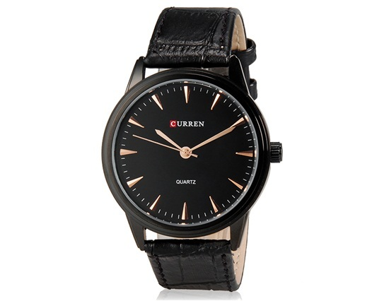 Primary image for CURREN 8119G Unisex Fashionable Simple Style Water Resistant Quartz Wrist