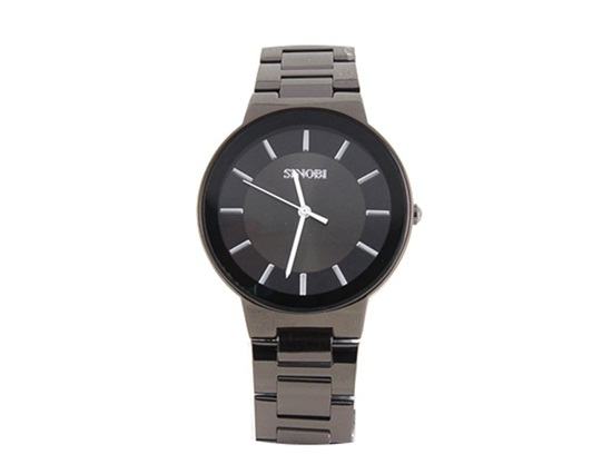 Primary image for Men's Bracelet Quartz Watch (Black)