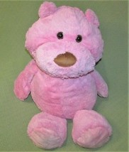 "30"" ANIMAL ADVENTURE PINK Teddy Bear Plush Stuffed Girl Floppy SOFT 2017... - $32.73"