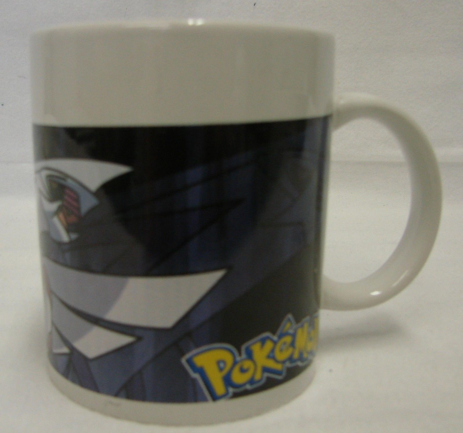Primary image for Collectible Sherwood China Pokemon Dark Blue Purple Cartoon Coffee Cup Mug