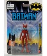 DC Mattel Batman Catwoman Selina Kyle Red Suit Variant 2006 MOC - $14.95