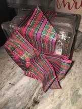 christmas light glass box - $21.34