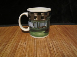 Starbucks Coffee Mug Tea Cup Exclusively by Chaleur D. Burrows 12 oz Din... - $14.99
