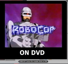 ROBOCOP Cartoon the complete Series on DVD - $23.00