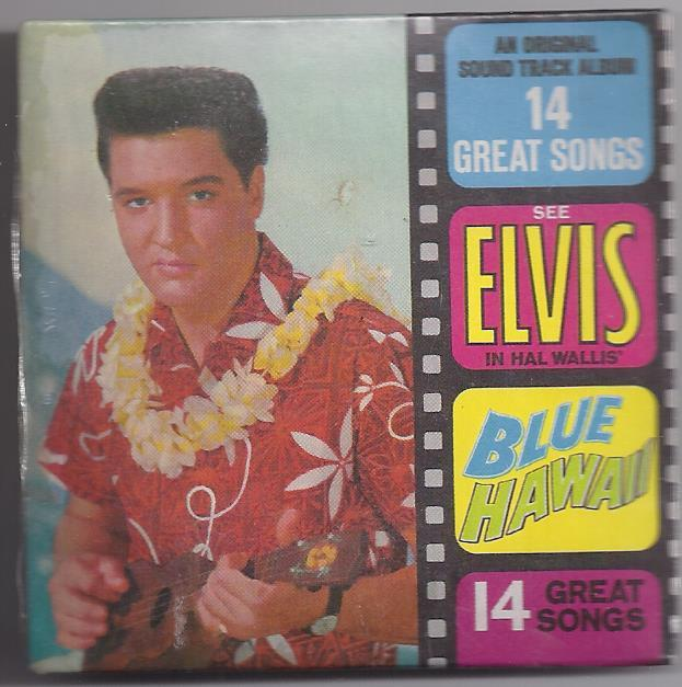 Primary image for ELVIS Gold Album Bubble Gum Collection #41