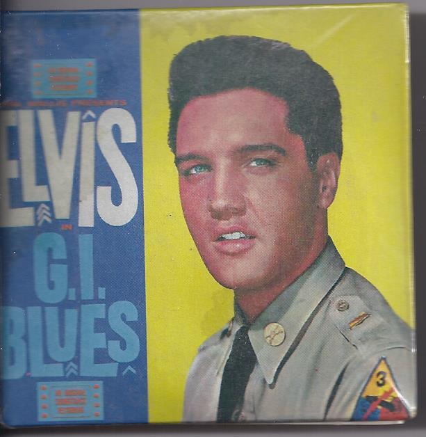Primary image for ELVIS Gold Album Bubble Gum Collection #44