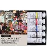 M. Graham 1/2-Ounce Tube 5 Color Gouache Paint Primary Set - $28.52