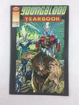 Youngblood Yearbook Vol 1 #1 July 1993 Comic Book Image Comics - $8.59