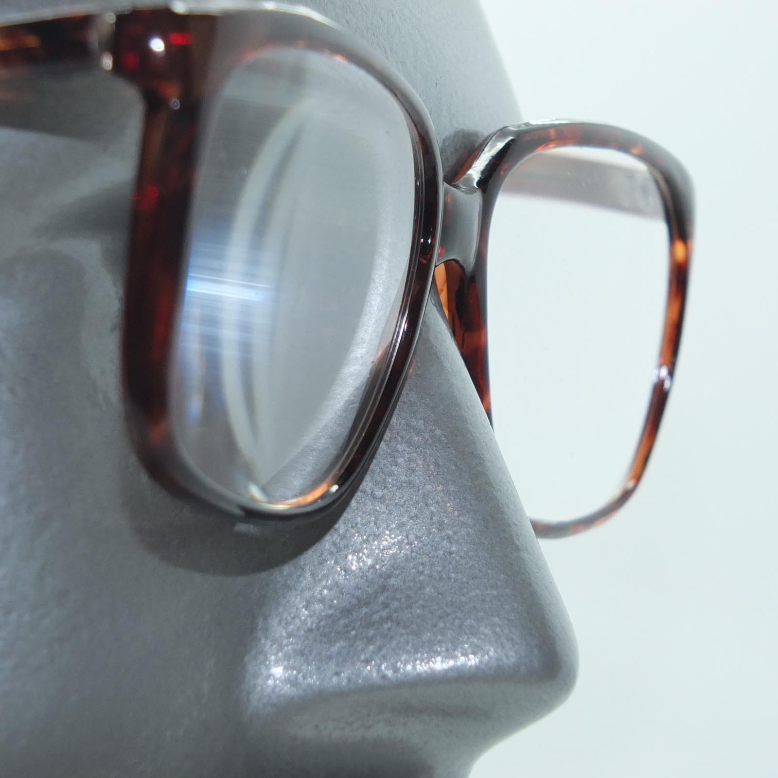b18fe6640e Oversize Square Large Tortoise Frame Reading and 50 similar items