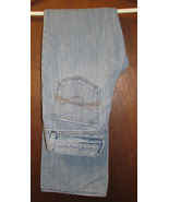 Juniors Mossimo Supply Co.Blue Jeans Boot Cut Size 9 (32x33)  - $18.99