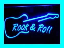 neon  guitar  light sign  music man cave Studio  - $29.99