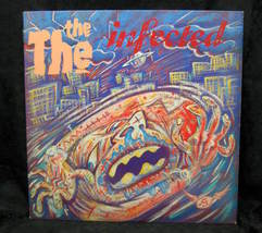 the The  Infected 1986 Epic Promotional Record - $4.99