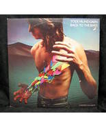 Todd Rundgren Back to the Bars 1978 Bearsville Records - $4.99