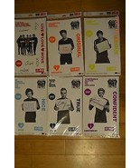 One Direction & Office Depot Decal Stickers You Choose Group, Harry, Lou... - $12.64