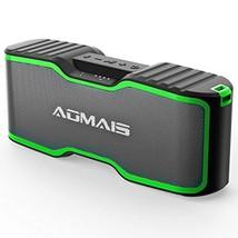 AOMAIS Sport II+ Bluetooth Speakers, Portable Wireless Speaker with (Green) - $58.89