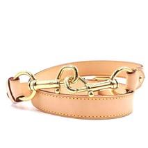 #31277 Louis Vuitton Trevi Vachetta Leather Adjustable Logo Shoulder Str... - $350.00