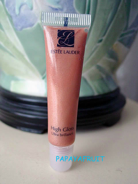 Primary image for Estee Lauder High Gloss Ultra Brilliance Lip ~03 HONEY~