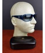 Giorgio Armani GA 195/S sunglasses blur striated Italy JZ8/IT Banana Rep... - $39.04