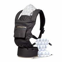 Naforye So-Flexible Baby Carrier (Black Knight)