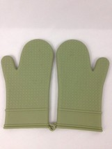 Kitchen Silicone Cooking Microwave Oven Mitts A... - $14.70
