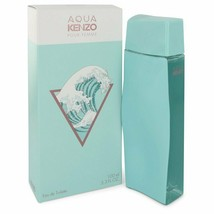 Aqua Kenzo by Kenzo 3.3 oz 100 ml EDT Spray Perfume for Women New in Box - $53.71