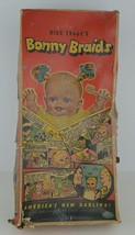 "Vintage Dick Tracys Bonny Braids Sleepy Eyes 14"" Ideal Toy Doll 1951 w/ ... - $168.29"
