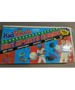 Marx Toys 5in1 Sports Combo Set 1996 Baseball Hockey Ring Toss Horseshoes - $29.66