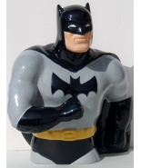 DC Clay Art Batman Collector's Edition Porcelain Bank #2704 MIB Brand New - $59.95