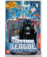 DC Mattel Justice League Unlimited Batman Action Figure MOC - $24.95