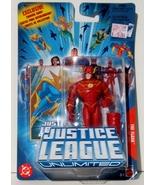 DC Mattel Justice League Unlimited The Flash Action Figure MOC - $19.95
