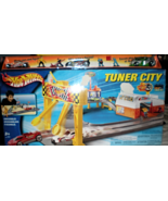 Hot Wheels - Tuner City Playset - $18.75