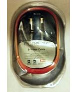 Belkin AV51100TT08 PureAV Silver Series S-Video Cable 8 ft NIP - $16.50