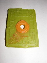1965 Green Ghost Game - Round Pit Cover - $10.00