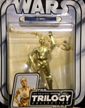 Star Wars C-3PO Trilogy Collection - $19.75