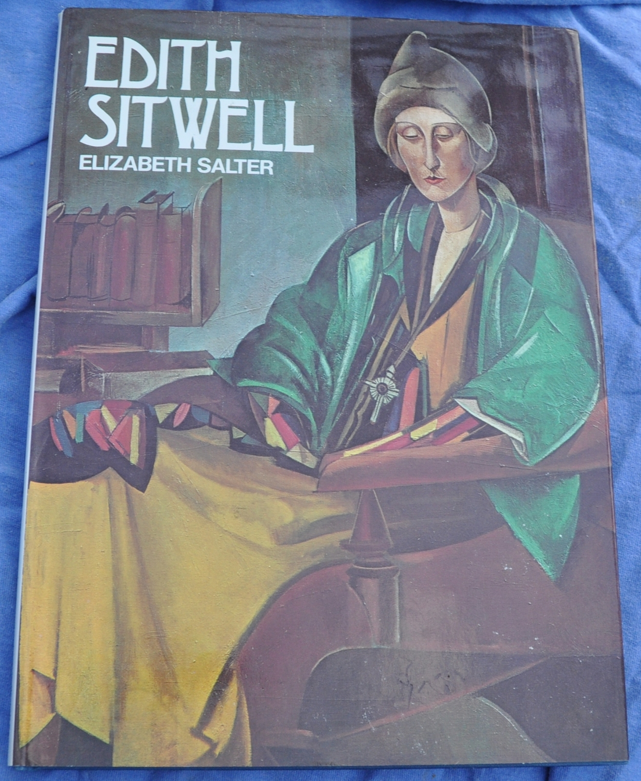 Edith sitwell   cover