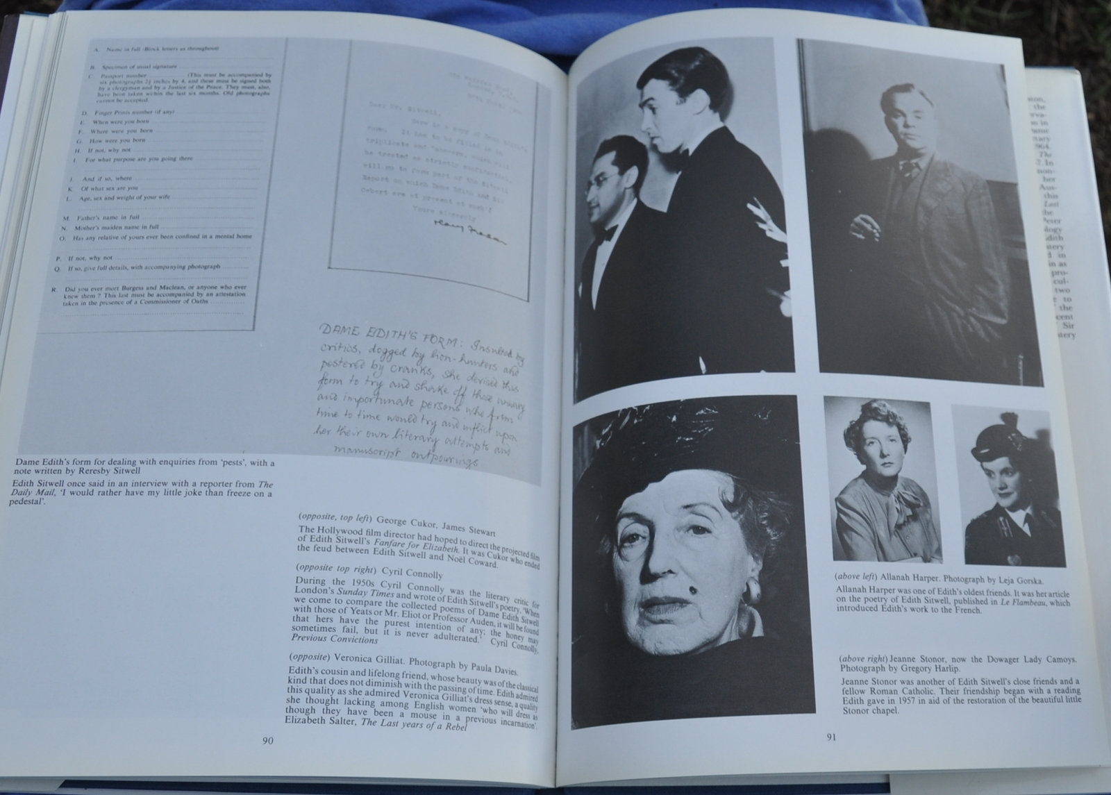Edith Sitwell - Elizabeth Salter -Illustrated Biography History of  Amazing Poet