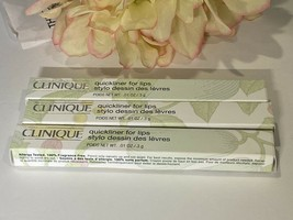 CLINIQUE Quickliner For Lips - Full Size NIB Choose Shade - Fast/Free Shipping - $12.95