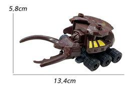 Bugsbot Ignition Basic B-06 Battle Caucasus Action Figure Battling Bug Toy image 4