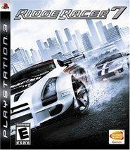 Ridge Racer 7 - Playstation 3 [video game] - $19.95