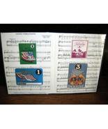 BEACH BOYS FRAMED 1966 SHEET MUSIC + 4 BACKSTAGE PASSES! - $39.99