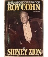 The Autobiography of Roy Cohn by Roy M. Cohn, Sidney... - $19.46