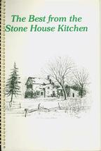 The Best from the Stone House Kitchen by Sheila Carnegie Wextbrook, Roch... - $54.09