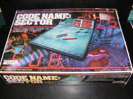 1977 Code Name Sector Electronic Game - $50.00