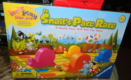 Snail's Pace Race Board Game  Never Played Ravensburger - $33.00