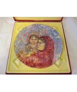 Hibel Lucia & Child Plate Royal Doulton 1977 - $16.99