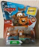 Disney Pixar CARS Oil Can MATER Lenticular diecast CHASE 130 - $6.00