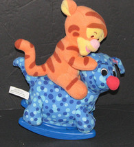 Fisher Price Ride Along Tigger Disney Musical Baby Toy 2001 - $24.98