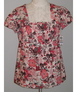 Style & Co  100% Cotton Print Smock Size 6 - $11.00