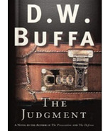 The Judgment by Dudley W. Buffa (2001, Hardcover) - $22.11