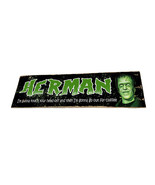1960's The Munsters TV Show Herman Design Distressed Old Pallet Wood Sign - $19.75